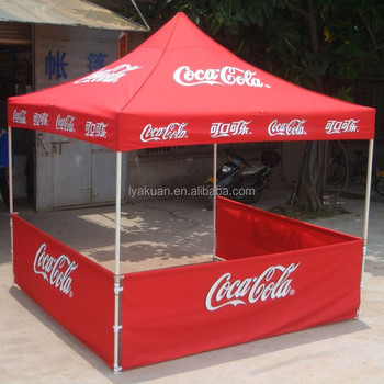 newest collection 5b61d 29b4e High Quality Custom Print Exhibition Durable Vendor Imprin Advertise Pop Up  Tent - Buy Vendor Advertise Tent,High Quality Vendor Advertise Tent,Custom  ...
