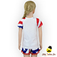Toddlers&Infant Pom Pom Shorts 4th Of July Boy Summer Clothes Baby Girl Baseball Outfit