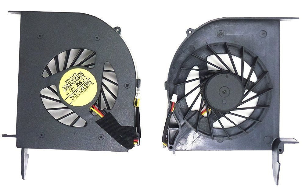 kaleastore Brand New CPU Cooling Fan for HP Pavilion dv6t-2000 dv6t-2300 dv6z-2000 dv6z-2100 dv6-2001xx dv6-2005au dv6-2005sf dv6-2005sp dv6-2006au dv6-2006tx dv6-2007au dv6-2007ax dv6-2010ea dv6-2010ep dv6-2010eq dv6-2010sl dv6-2012ax dv6-2015sl dv6-2018ax dv6-2019ax dv6-2020sl dv6-2025sl