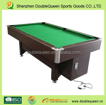 Low Price Coin Operated Pool Tablebilliard Table Buy Light Coin - United billiards pool table coin operated