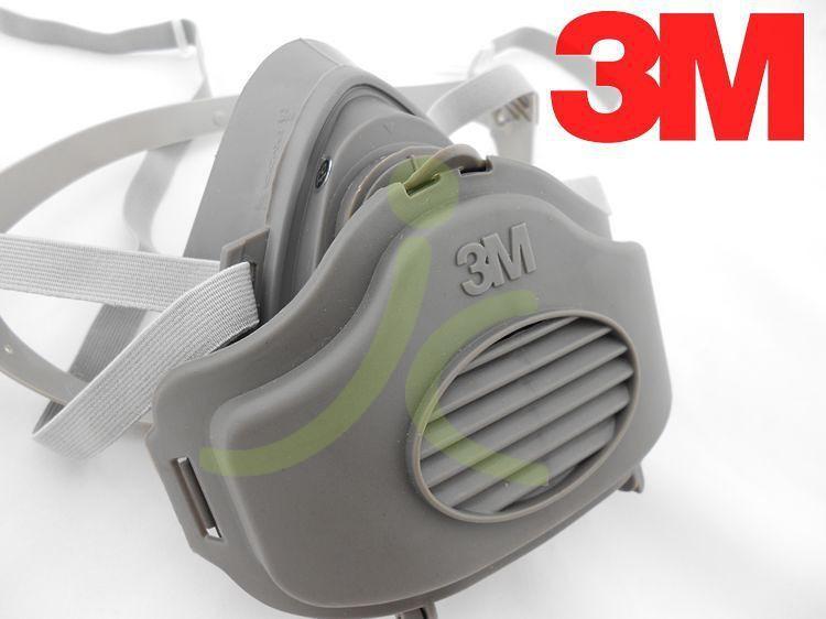 3 м 3200 двухместный респиратор маска, Промышленного оборудования для обеспечения безопасности