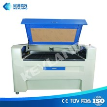 Keyland Low Cost Computer Controlled Wood Carving Logo Machine for Co2 laser 100 w Engraving Machine