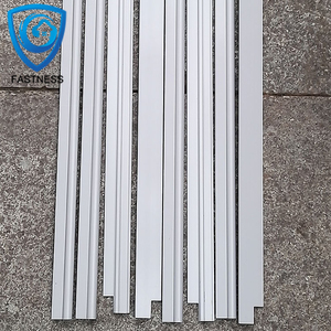 Factory competitive price extrusion aluminium profiles for door and window from China