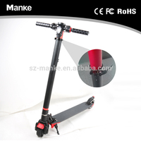 Chinese supplier app function 5 inch electric foldable kick scooter manufactured in China