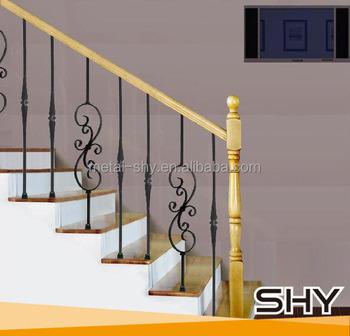 Decorative Cast Iron Staircase Railing Design Buy Cast Iron