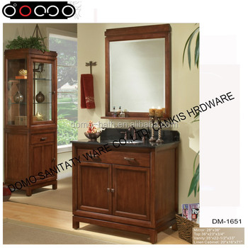 pricing kitchen cabinets domo wall mounted bathroom vanity furniture oak 1651