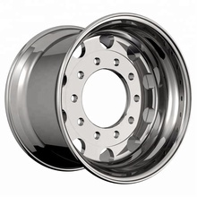 22.5 inch Forged Aluminum Truck Wheels