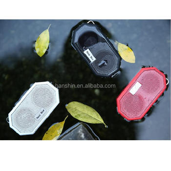 High Quality New Bee Mini Waterproof Shower Portable BT Speaker