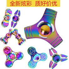 New promotion tri-spinner finger toy with high quality