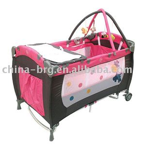 cross bar children beds