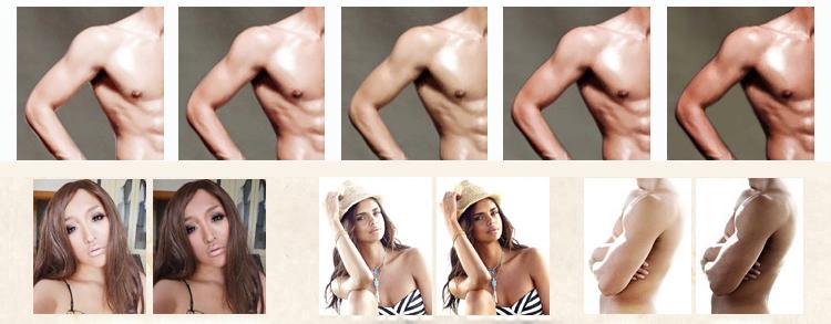 OEM Corpo abbronzatura crema veloce abbronzatura senza sunbathe lozione