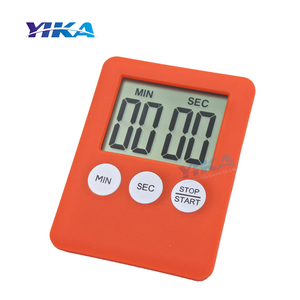 Small Mini Digital Timer Magnetic Countdown Up Minute Second Timer