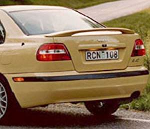 DAR Spoilers FG-199a 2000-2004 Volvo Volvo S40 Factory Post No Light Spoiler