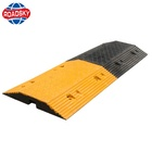 Driveway Safety Speed Reducer Rubber Hump