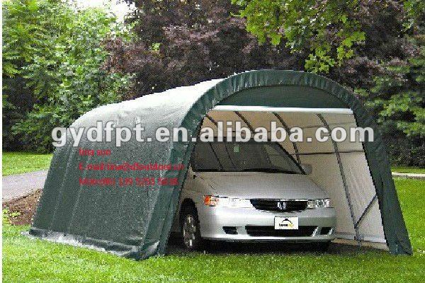 3*6m budget Steel Car Canopy