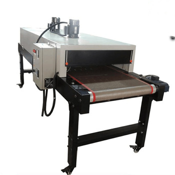 TD2300 Tunnel Dryer Machine T shirt heating machine screen printing conveyor dryer