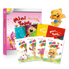 Hot Sale Toddlers' English Book Hongen Mini Teddy