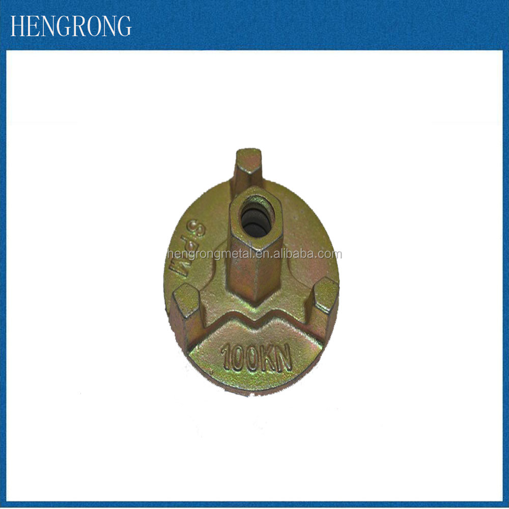 China Suppliers Hot sales silvery domed anchor nut
