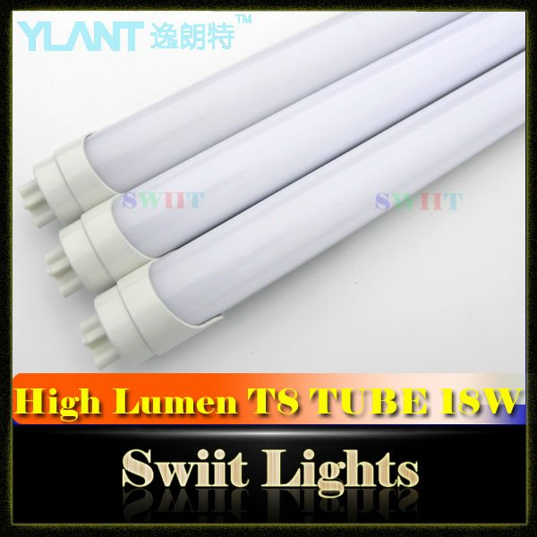 Super Deal 18W 1.2m T8 LED Tube Light