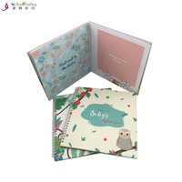Wholesale Baby Record Books Kids First Year Memory Customized Baby Diary