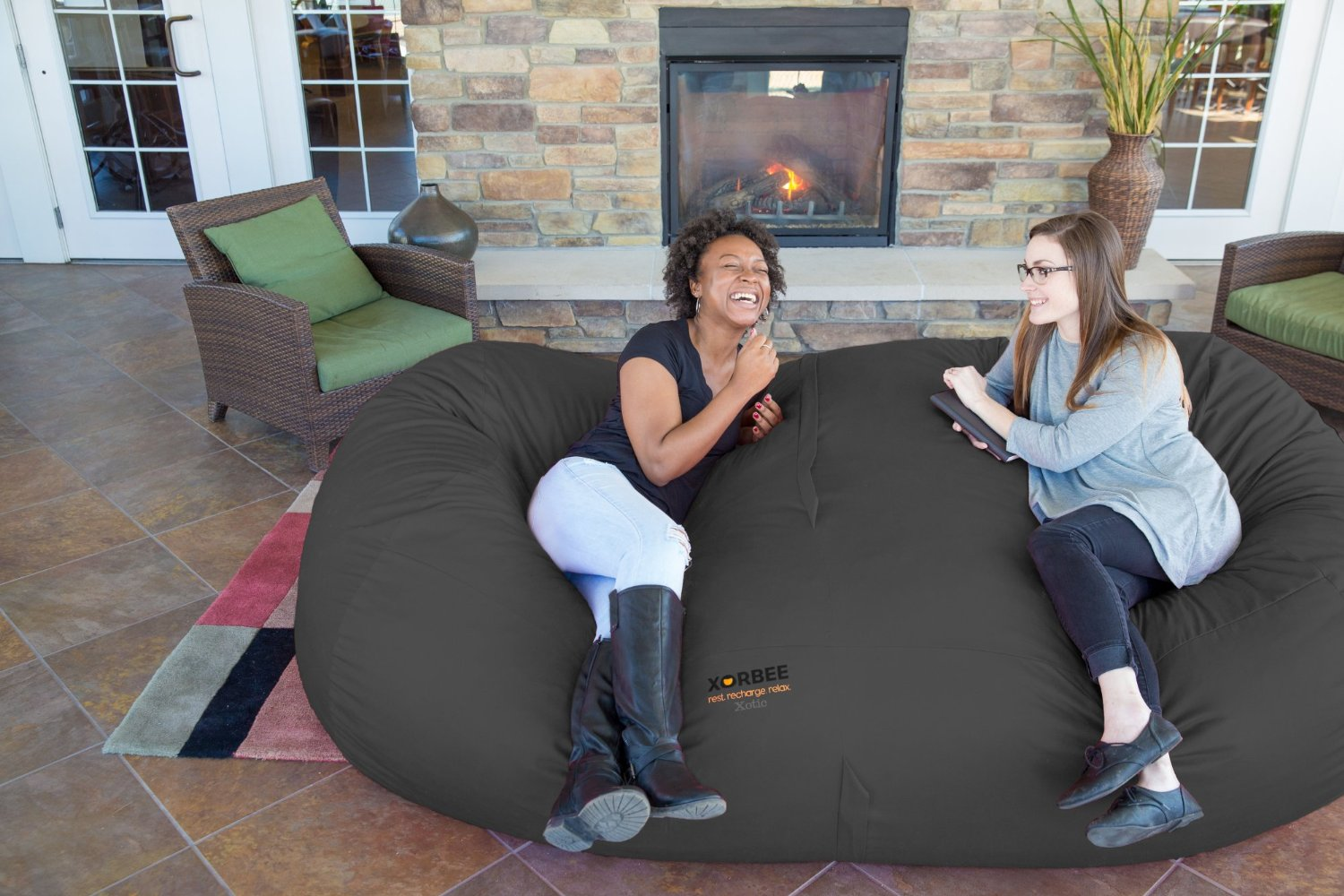 Marvelous Cheap 8 Foot Bean Bag Find 8 Foot Bean Bag Deals On Line At Machost Co Dining Chair Design Ideas Machostcouk