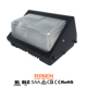UL DLC Listed 100w LED Wall Pack Lights With Battery Backup 100 watt Outdoor Wall Mounted Fixture