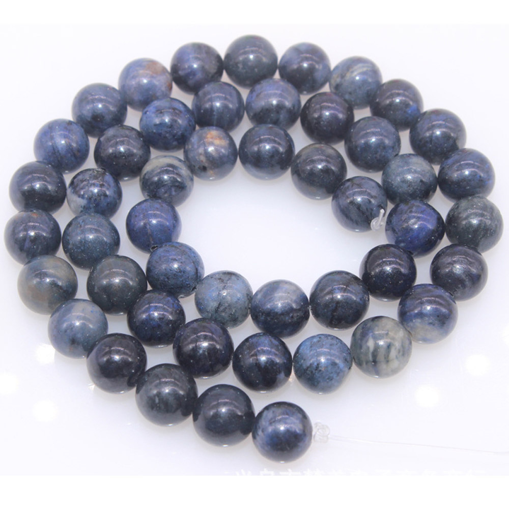 grade jewellery genuine gemstone loose beads natural sapphire itm round aaa