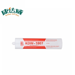 RTV silicone netural electronics adhesive cartridge