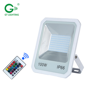 Best price outdoor explosion proof warehouse RGB 30w 50w 100w 150w led flood lighting