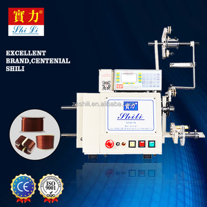 Thick wire transformer / large coil / copper wire coil winding machine