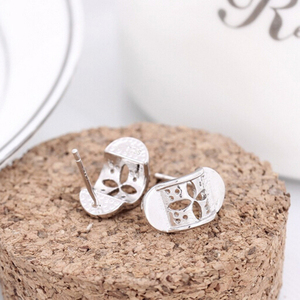 Online checkout wholesale 925 sterling silver anime earring