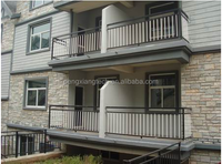 Handrial stainless steel rod railing for stair for sale