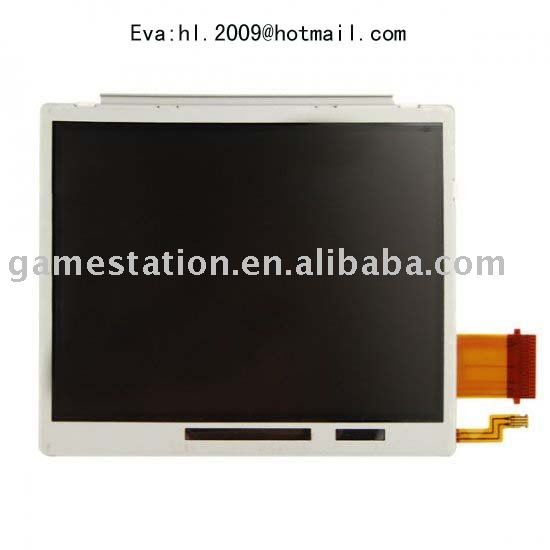 TFT Bottom LCD Screen for NDSi NDS-i video game parts
