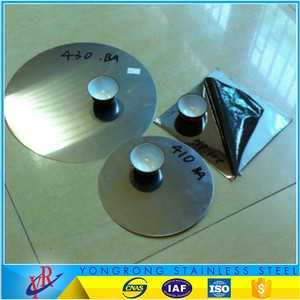 stainless steel ss circle 410