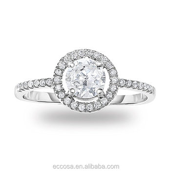 Custom Wedding Ring Set Silver Men Ring Simple Stone Ring Designs