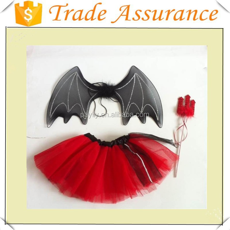 party decorations stage property butterfly wings fairy wings Witch wings tutuskirt sets