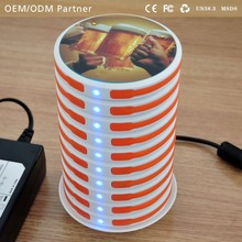 2016 Trending Products Shenzhen Factory IWOXS Stackable Power Bank for Restaurant Cafe Portable Mobile Power Bank