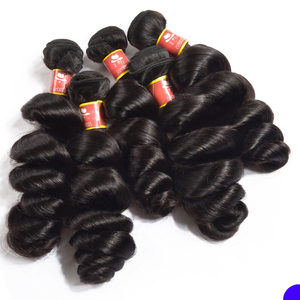 BBOSS virgin crochet human hair, virgin crochet hair extension nubian twist, no tangle no shed human hair weave