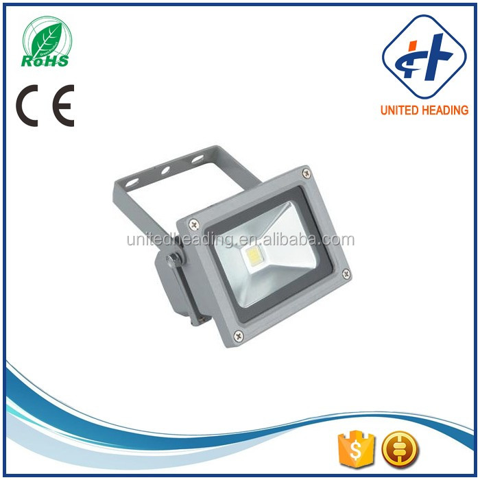 COB IP65 Outdoor 10W/20W/30W/50W/100W led flood light with sensor