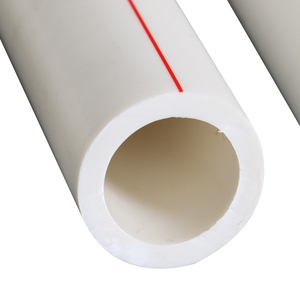 ppr plastic pipe price list pipe for hot and cold water supply price of ppr pipes
