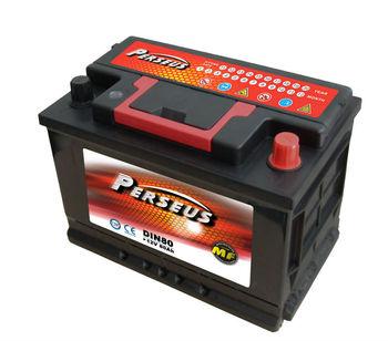 12v80ah 58043mf Din80mf Mfdin80 Sealed Lead Acid Battery Best Price