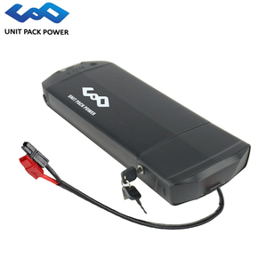 Flat body design 48v battery for ebike 48V 13.6Ah electric vehicle battery with 25A BMS and 2A charger