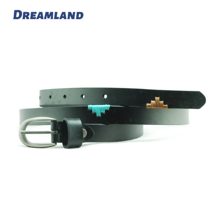 New Arrivals 100% Genuine Leather Belts Wholesale Polo Belts