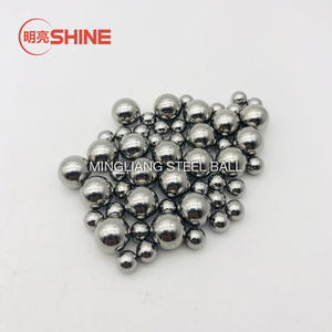 5mm 9.5mm chrome coated carbon steel ball for bearing
