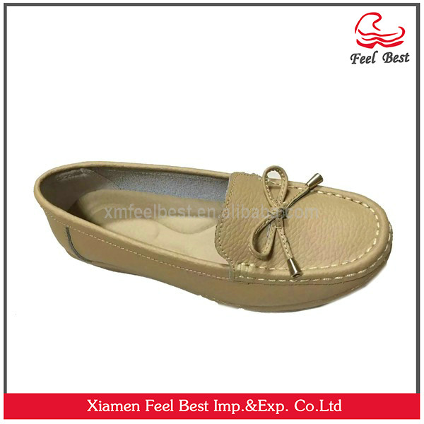 Fashion design wholesale leather shoes