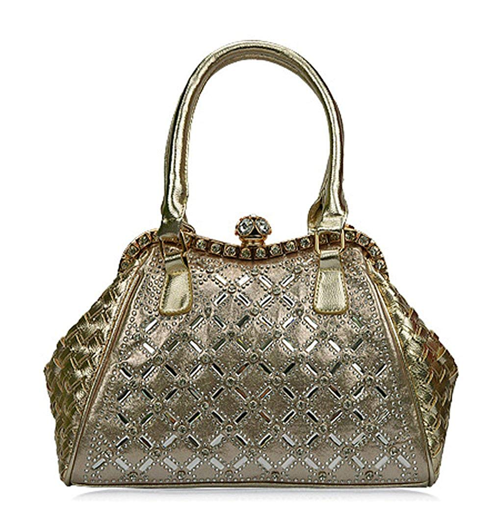 Get Quotations · Zzfab Sparkle Purses Cross Rhinestone Sparkle Handbag dac85dd037c3b