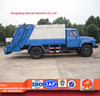 Dongfeng 140 Compressed Garbage Truck/compactor garbage truck/garbage collector