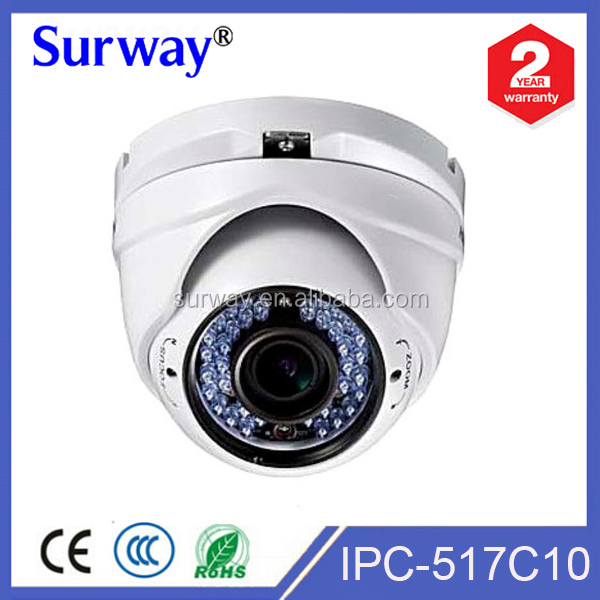 CMOS Sensor and Digital Camera Type indoor network ip camera 2.0MP CCTV Camera for security