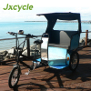 Passenger electric rickshaw price /bike-taxi/pedicab rickshaw for sale