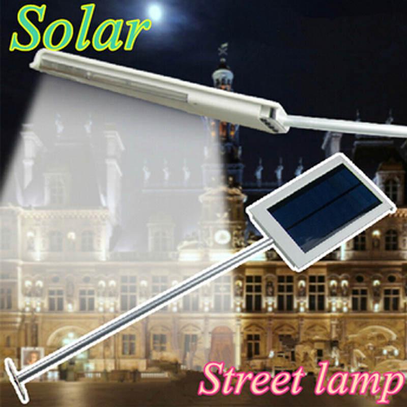 New 12 LED Solar Sensor Lighting Solar Lamp Powered Panel